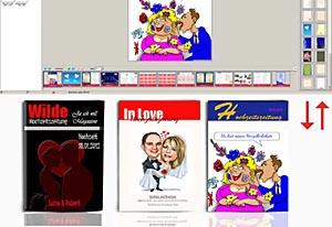 hochzeitszeitung vorlagen - Hochzeitszeitung Beispiele Pdf